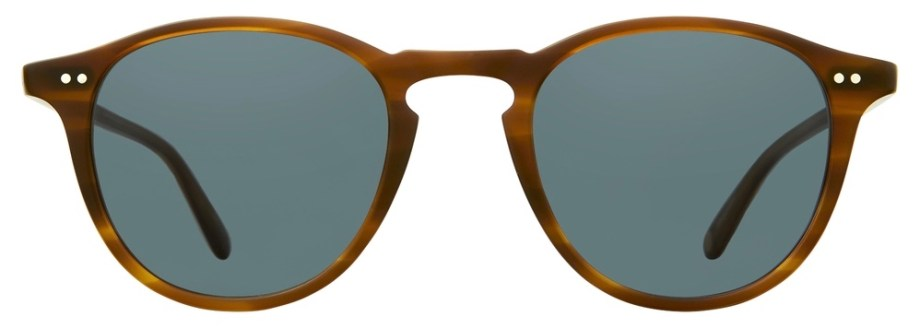 Sunglasses Garrett Leight HAMPTON Matte Saddle Tortoise Hampton-46-Matte-Saddle-Tortoise-Semi-Flat-Bluesmoke_2001-46-MSDT-SFBS_v1_1296x