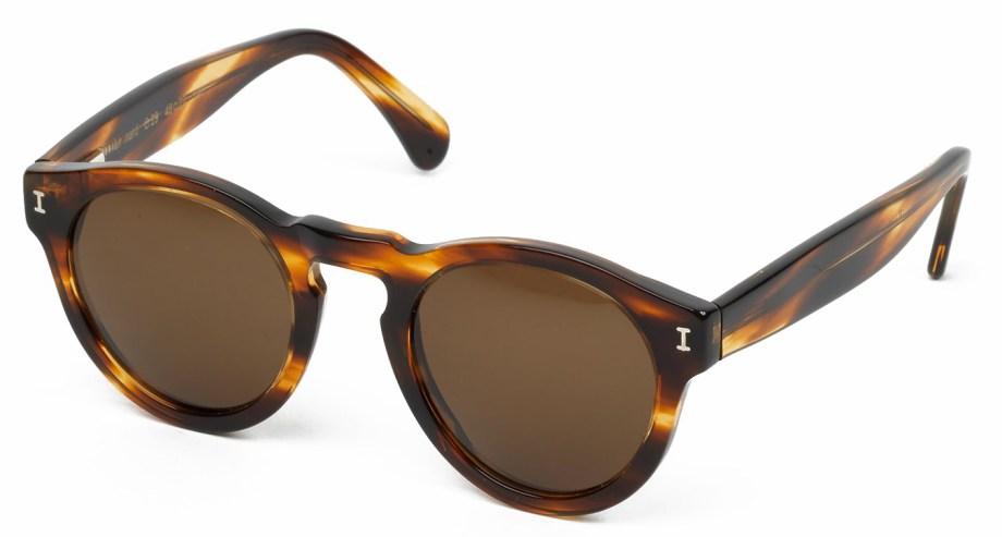 Sunglasses IllestevaLEONARD – Brown Havana top