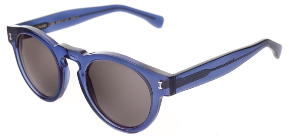 Sunglasses Illesteva LEONARD – Cobalt : Grey side