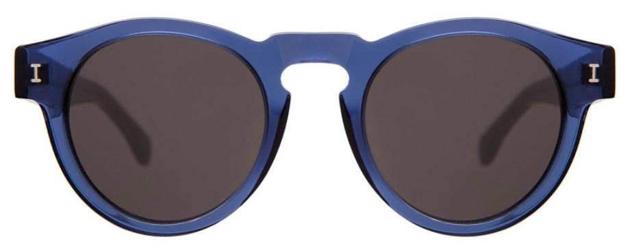 Sunglasses IllestevaLEONARD – Cobalt : Grey