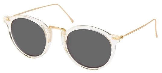 Sunglasses Illesteva PORTOFINO II C3 – Champagne 3:4 side