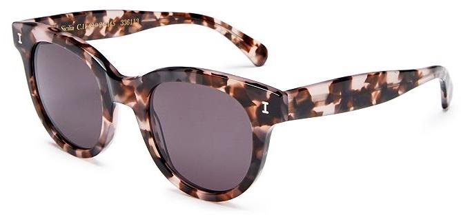 Sunglasses IllestevaSICILA – Blush side