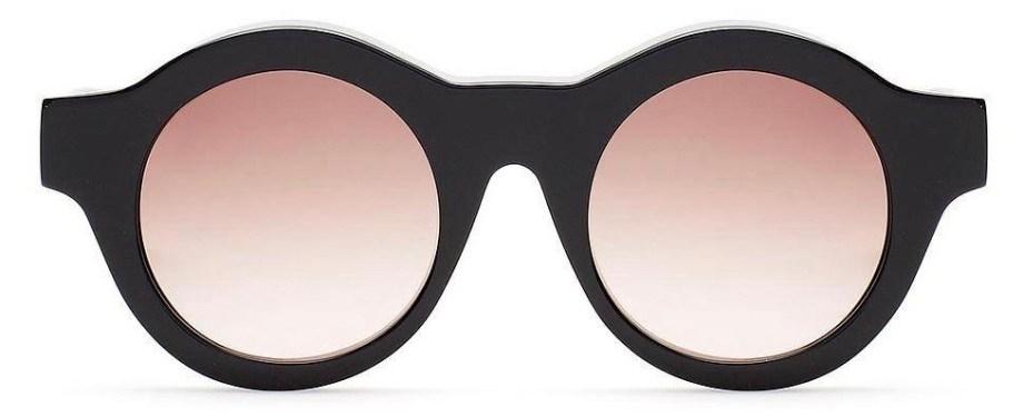 SunglassesKuboraum A1 Black Shine – BS