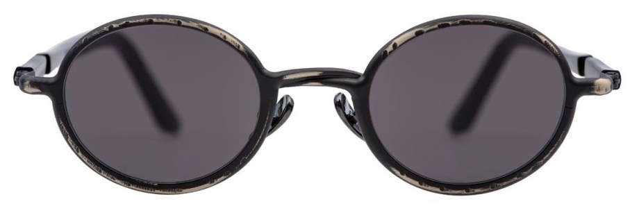 Sunglasses Kuboraum Z13 Black Matte – BM Grey
