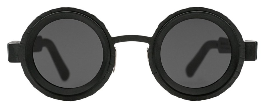 SunglassesKuboraum Z3 Black Matte – Grey