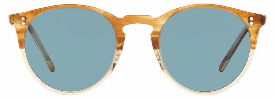 Sunglasses Oliver Peoples O'MALLEY – Honey VSB – Teal Polar