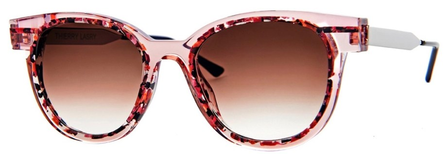 SunglassesThierry Lasry SHORTY Pink 1654
