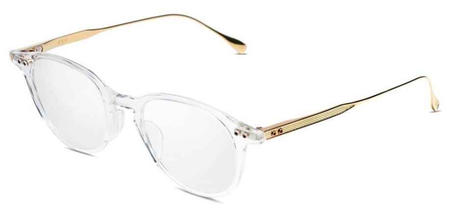dita ash clear yellow gold side