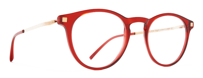 mykita lite acetate talini c828 ruby side