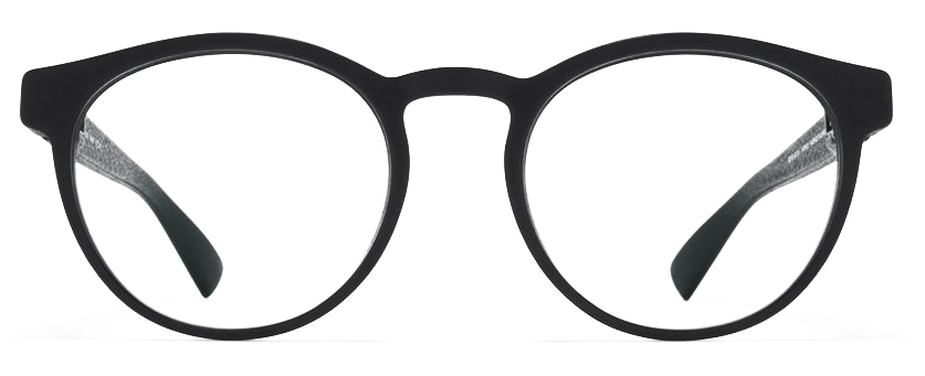 mykita mylon nadir pitch black