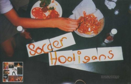 Soccer Hooligans POSTER