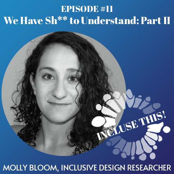 S1 E11 Artwork Molly Bloom