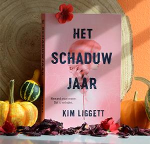 Young adult boek het Schaduwjaar van Kim Liggett