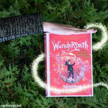 Wundersmith Wondersmid Nevermoor serie Jessica Townsend