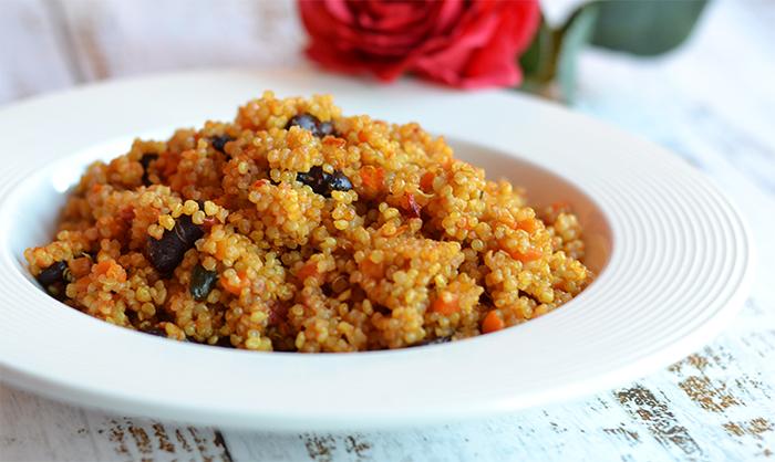 Ma Vie Sans Gluten Quinoa, Gierst & Rode Bonen
