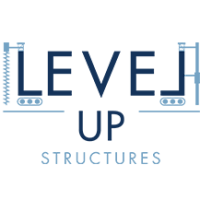 Level Up Structures - Logo Design