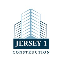 Jersey 1 Construction – NJ Union Construction Business Logo