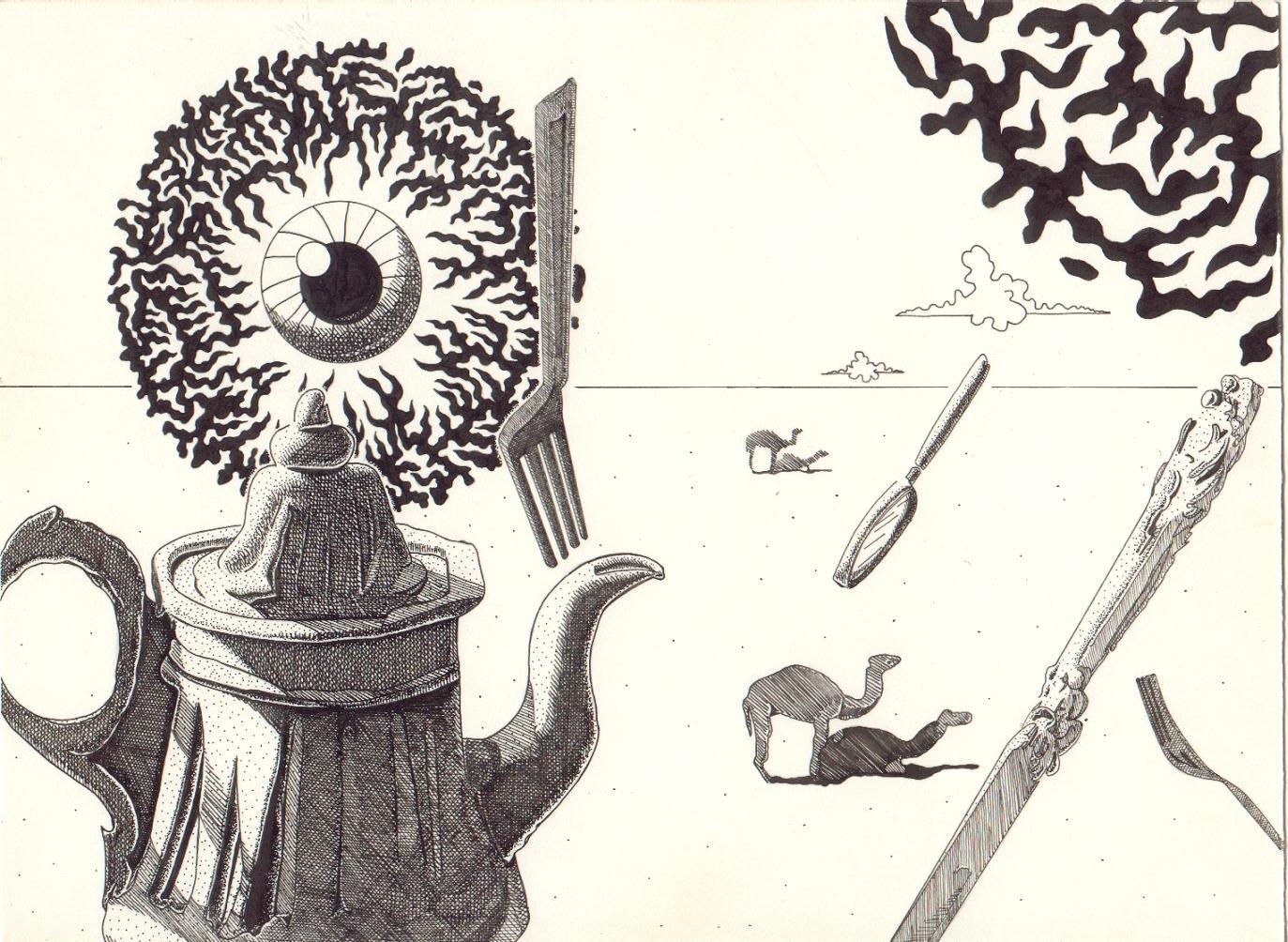 the minds eye