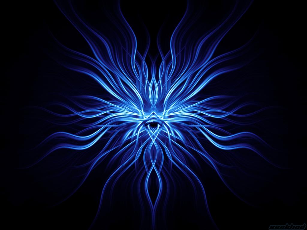 blue eye of space
