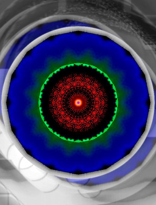 Machine Eye Art