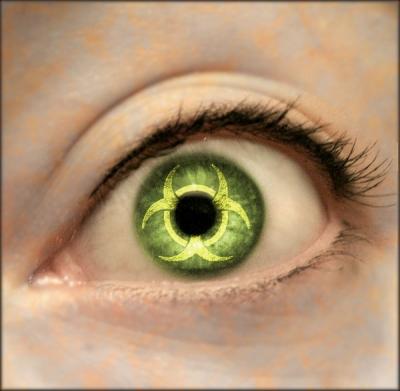 eye of the alien