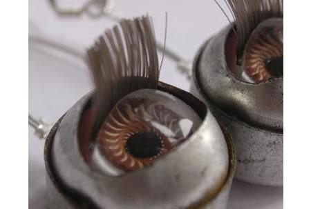 plastic doll eyeballs # 2