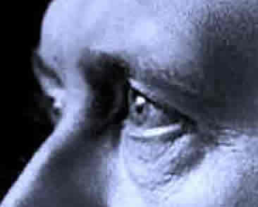 Adolf Hitler's Eyes