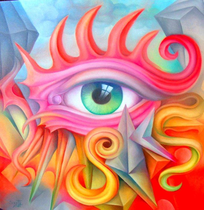 eye by edit szigeti