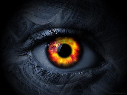 rage fire eye