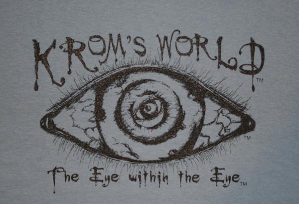 Krom's World eye