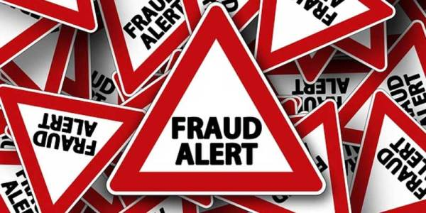 fraud alert - Staying Safe : Avoiding Scammers