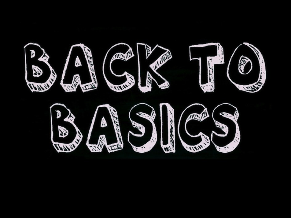 back to basics - Back to Basics : Munches