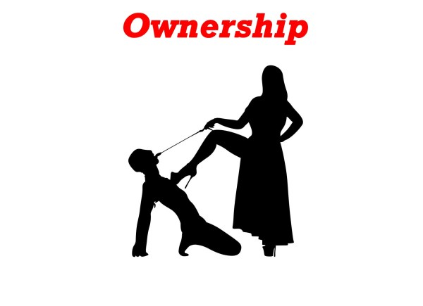 ownership - Ownership within D/s