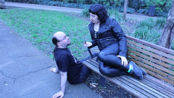 IMG 7834 - Diary : Filming with Nina Hiss - and a clip landmark