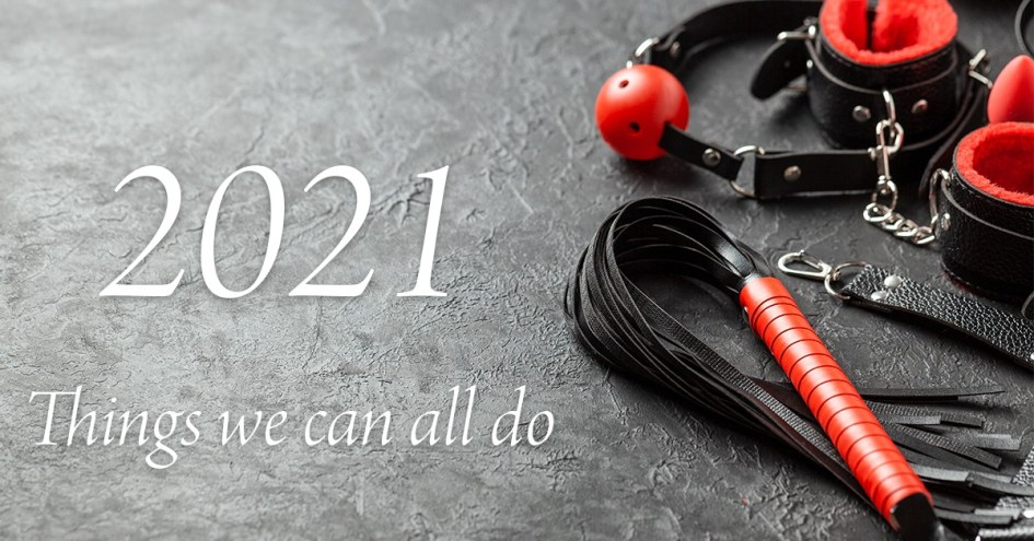 2021 bdsm goals