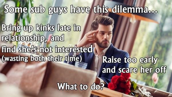 sub dilemma