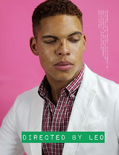 Dreamingless Magazine UK. Directed by Leo Photography