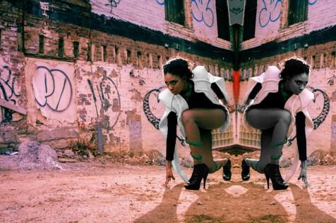 Alexis Lilly (WILHELMINA). Shima Takuya Photography