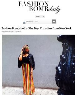 Fashion BombShell Of The Day