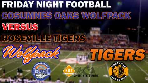 LIVESTREAM: Undefeated Tigers face Cosumnes in Homecoming matchup