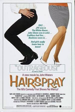 DUST OFF THE REEL: Hairspray (1988) remains classic