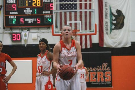 BASKETBALL: Varsity girls earn CVC title, fifth seed in playoffs