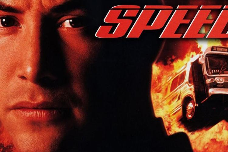 PELÍCULA DE LA SEMANA: Speed ejemplifica el atractivo de las películas clásicas de acción