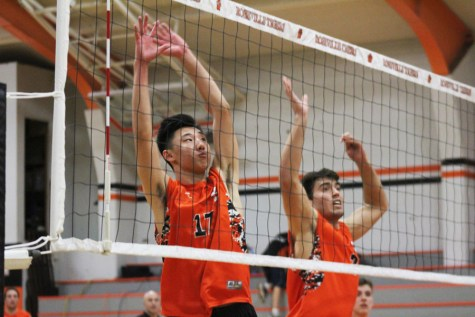 VOLLEYBALL: Tigers knock off #1 seeded Saint Francis, advance to NorCal final