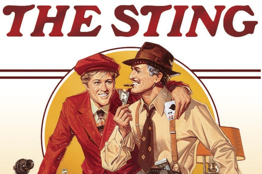 MOVIE OF THE WEEK: The Sting provides a compelling con story through impeccable story and dialogue