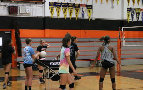 VOLLEYBALL: Varsity girls defeat Woodcreek