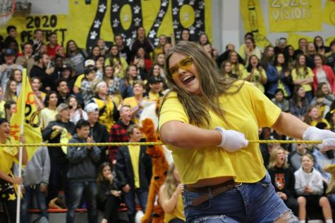 GALLERY: Fall break kicks off with Clash of the Classes rally