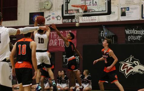 Boys basketball falls to Burbank, ends season