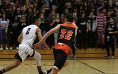 Boys Varsity Basketball falls to Ponderosa