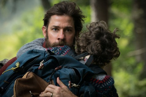 A Quiet Place amplifies psycho-thriller genre